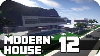 """Minecraft - Modern House #12! More of those modern Buildings (houses, restaurant's, shops, offices) you'll find on my Channel, take a look!►FACEBOOK: https://www.facebook.com/DaxMatic►GOOGLE+: https://plus.google.com/+DaxMatic/posts►DOWNLOAD: none at the moment. It's the Map by another Server Member so I'm not allowed to upload it...............................................................................................« CINEMATICS (PLAYLISTS) »► EPIC! - Series: http://bit.ly/1OuH1UC► TexturePacks: http://bit.ly/1DpXNhu► RollerCoasters: http://bit.ly/1DYCFUe► Server-Map: http://bit.ly/1Eh9f5J► Mansions: http://bit.ly/1xrKO1q► Modern Buildings: http://bit.ly/1AewzwC► Ships/Yachts: http://bit.ly/1wYEo8Q..............................................................................................« CREDITS »► Intro: https://www.youtube.com/user/WinstonePicture► Outro: https://www.youtube.com/user/OffTM4► Music: SirensCeol - Nostalgia► My Server: mc.paradisefalls.eu - /warp WhiteHills..............................................................................................« ABOUT THE MAP »This Map is build by another Server Member, his channels you'll find here:► Builder: RealTecMC: https://www.youtube.com/channel/UCPeLTMW0ej8V-6ja-6BzvcA► Builder: Real Buildings: https://www.youtube.com/channel/UCU92kv55m9Bmc1zeSKH66vgHis Map is build with many modern houses, oldstyle with the materials a few years ago and the new materials. And I'll present you some of his very nice modern houses. He call them all """"Villa"""" with a Number, I don't know how much he build, but there are many. If you like it, you can look at his channels for all houses...............................................................................................« MINECRAFT »► Official Site: https://minecraft.net/► ResourcePack: Flow's HD fixed by DaxesMC► ShaderMod: Seus 10.1 Ultra► Version: 1.8.8.............................................................................................."""