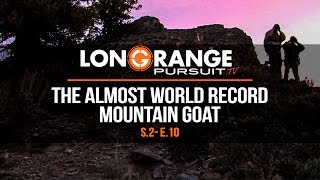 Video Long Range Pursuit | S2 E10 The Almost World Record Mountain Goat MP3, 3GP, MP4, WEBM, AVI, FLV Mei 2017