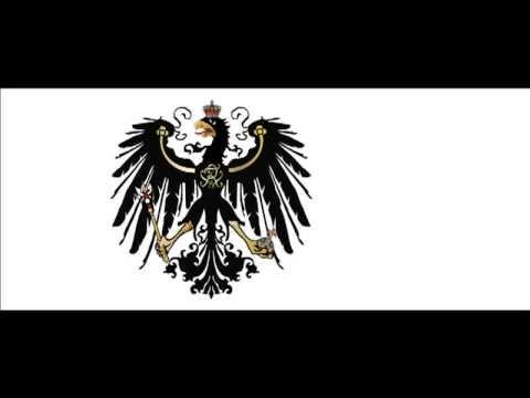 Preußens Gloria (prussia glory march) (видео)