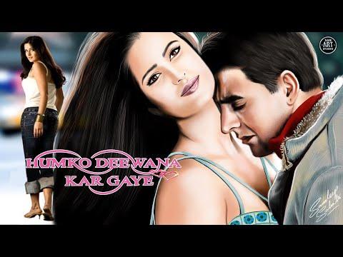 HUMKO DEEWANA KAR GAYE 2006 HD | Akshay Kumar | Katrina Kaif | Anil Kapoor | Digital Art