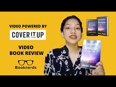 Booknerds Review | The Chronicler of the Hooghly | Cover it up
