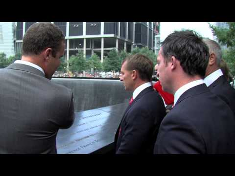 Video: LFC delegation visit Ground Zero