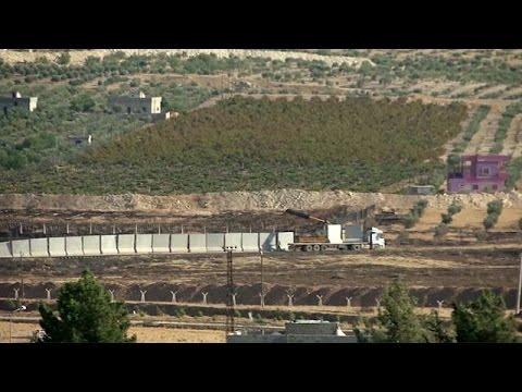 Εκδιώχθηκαν από την τουρκοσυριακή μεθόριο οι τζιχαντιστές του ΙΚΙΛ