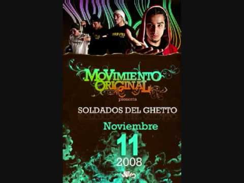 Movimiento Original Soldados Del Ghetto (cd)