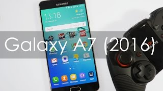Samsung Galaxy A7 (2016 Model) Gaming Review