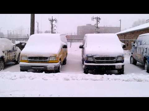 Short Documentary About Snowstorm Vulcan That Devastated Toledo In March Of 2014