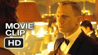 Skyfall Movie CLIP - Bond, James Bond (2012) - Daniel Craig, James Bond Movie HD