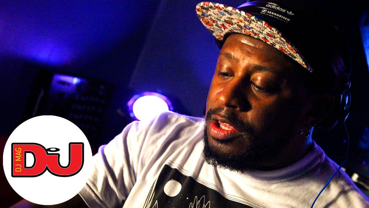 DJ Marky - Live @ DJ Mag HQ 2016