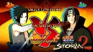 Naruto Shippuden: Ultimate Ninja Storm 3 - Naruto Ultimate Ninja Storm 2 1080p Boss 7 Itachi Rank S