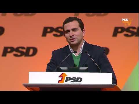 37º Congresso PSD - Intervenção de Carlos Schulz