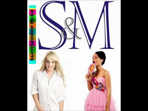 Britney Spears Ft. Rihanna S & M (Official Music).