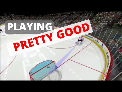 pretty - We're just warming up for this year XD - 2000 LIKES? My Twitter: BaconCountryYT NHL 15 Trolling on Ice #1 - Playing Pretty Good.