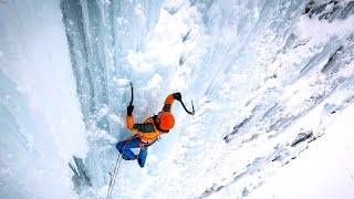 Ice climbing - The SITTA project outtakes by Petzl Sport