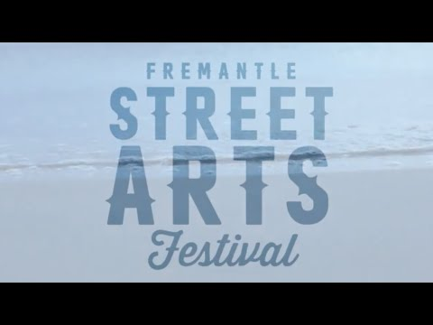 Fremantle Street Arts Festival - Experience it for Yourself видео