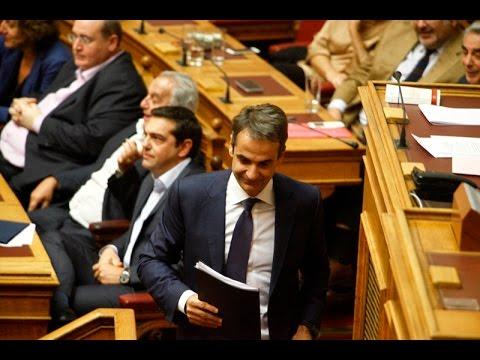Κυρ. Μητσοτάκης: Ο Πρωθυπουργός επανέρχεται στον τόπο του εγκλήματος