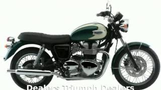 2. 2009 Triumph Bonneville T100 Info and Review