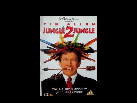 Digitized opening to Jungle 2 Jungle (UK VHS)