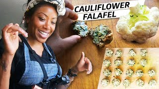 How to Make Falafel Without Chickpeas  — Improv Kitchen by Eater