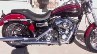 5. 2012 Harley Davidson Super Glide Custom