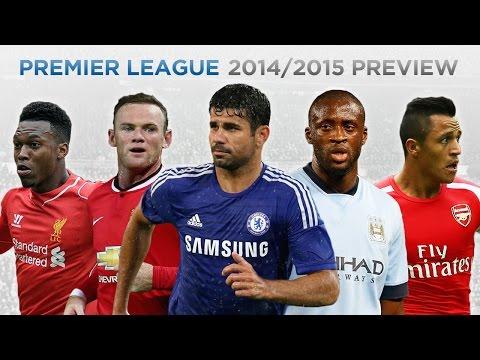 Premier League 2014/2015 Preview: Predictions!