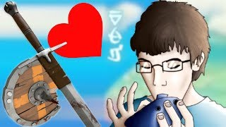 """Made for Scouter's """"What is Your Favorite Weapon"""" video. You should check it out to see what other youtubers favorite weapons are. - https://www.youtube.com/watch?v=cKMg3JJntOMNote: I have to go with the Eyelander as my top favorite but you will almost never see me holding an Eyelander without my Chargin-Targe equipped as well. They are kind of a unbreakable pair."""
