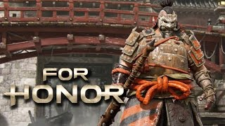 Official Shugoki Gameplay Trailer - For Honor