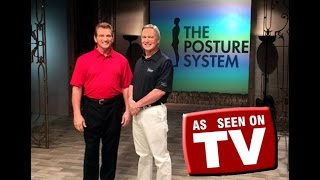 The Posture System – As Seen on TV – Full Length Infomercial