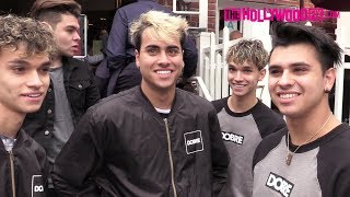 The Dobre Brothers Speak On 6ix9ine & Their Upcoming Tour At Urth Caffe In Beverly Hills 3.11.18