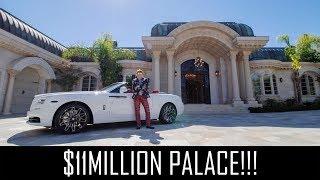 Video $11MILLION PALACE IN THE MOUNTAINS! MP3, 3GP, MP4, WEBM, AVI, FLV Juli 2019