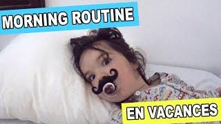 Video VLOG - MORNING ROUTINE en famille à l'hôtel - VACANCES au SOLEIL😀🌴 MP3, 3GP, MP4, WEBM, AVI, FLV Juli 2017