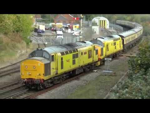 67030 + 97304/97303 The Cambrian Coast Express, 10-10-17