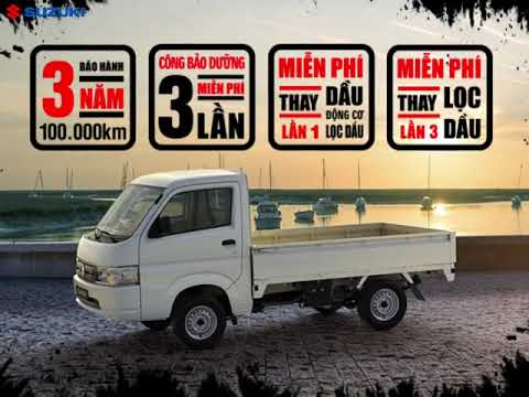 Suzuki Super Carry Pro 2020