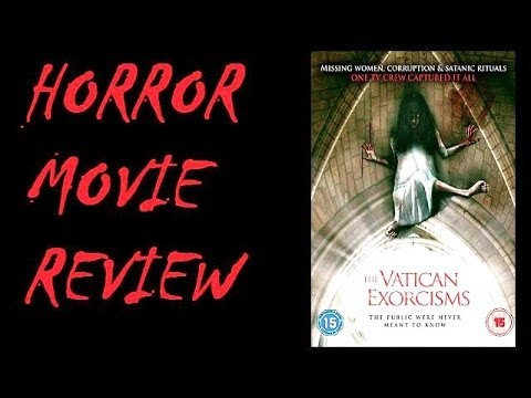 THE VATICAN EXCORCISMS ( 2013 Piero Maggiò ) Horror Movie Review