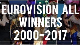 Video Eurovision All WINNERS | 2000-2017 MP3, 3GP, MP4, WEBM, AVI, FLV Mei 2017