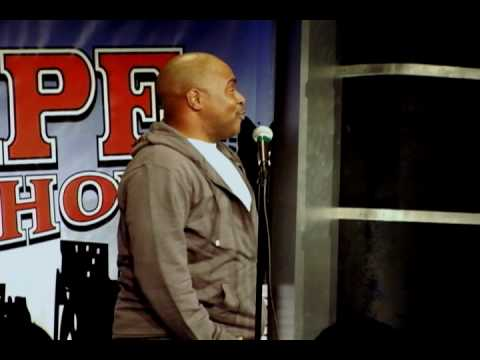 Mixtape Comedy Show - Alex Thomas (Part 2)