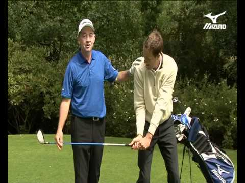 Golf Lesson – Driving – 6 – More Powerful Driving