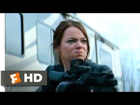 Zombieland: Double Tap (2019) - RV Shootout Scene (4/10)   Movieclips