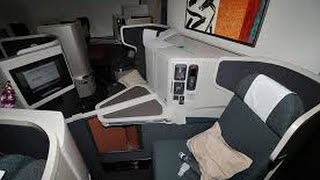 Cathay Pacific Business Class B777 Hong Kong - Sydney - Life W...