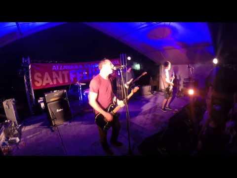 Aina - Mnemotechnics (Sant Feliu Fest 2014) (видео)