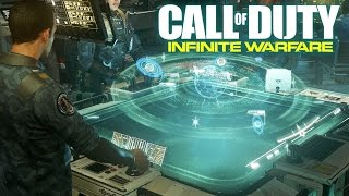 Official Flight Deck Tour - Call of Duty: Infinite Warfare by GameSpot