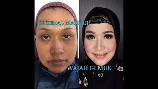 Video TUTORIAL MAKE UP WAJAH LEBAR DN BERKATUNG MATA MP3, 3GP, MP4, WEBM, AVI, FLV Februari 2019