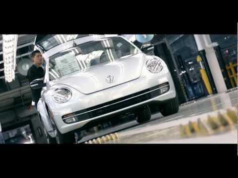 Volkswagen Beetle Volkswagen Autos Valle presenta The Beetle 2012