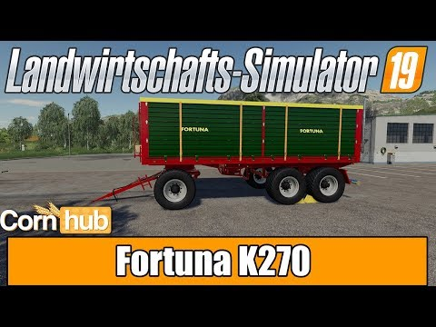 Fortuna K270 v1.1.0.0