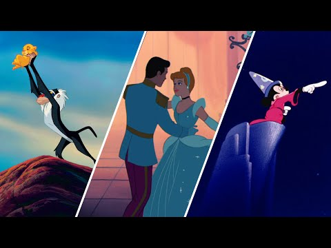 0 Superbe hommage à Disney   The Wonders of Disney Animation