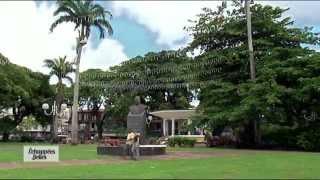 Echappées belles : Guadeloupe Nous commencerons l'étape à Saint François en Guadeloupe. Nous ferons la connaissance des expatriés. Fred et Sophie se ...