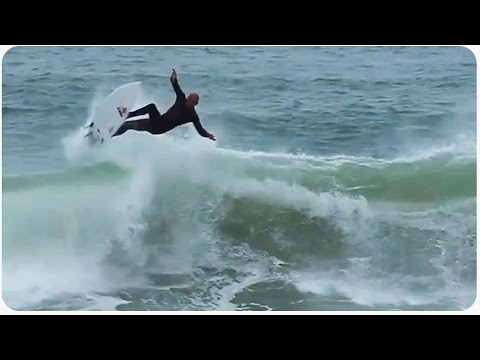 540 - Kelly Slater performs a 540 at Peniche, Portugal on October 17th, 2014 in this epic surfing moment! SUBSCRIBE: http://bit.ly/JukinSportsSub.