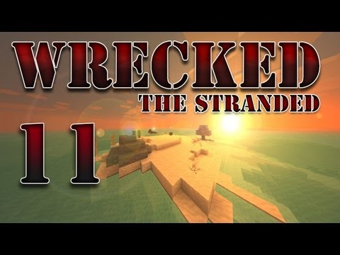 """Minecraft – """"Wrecked – The Stranded"""" Part 11: Sea Secrets"""