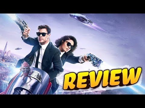 Men In Black: International | Review!
