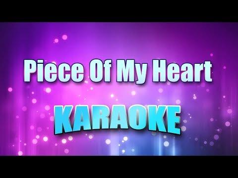 Joplin, Janis - Piece Of My Heart (Karaoke & Lyrics)