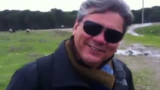 Bráulio&Bruna : repórteres nas Terras Bíblicas, 2013 : Ilário! (Parte I)